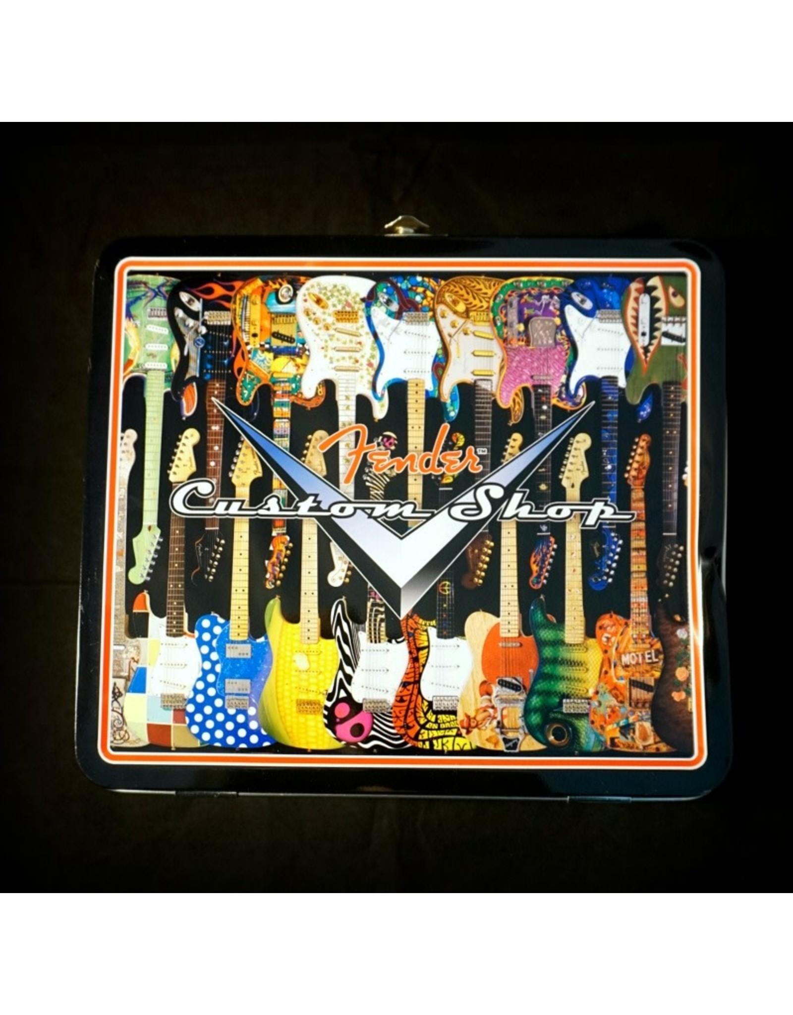 Fender Guitar Custom Shop Lunch Tin