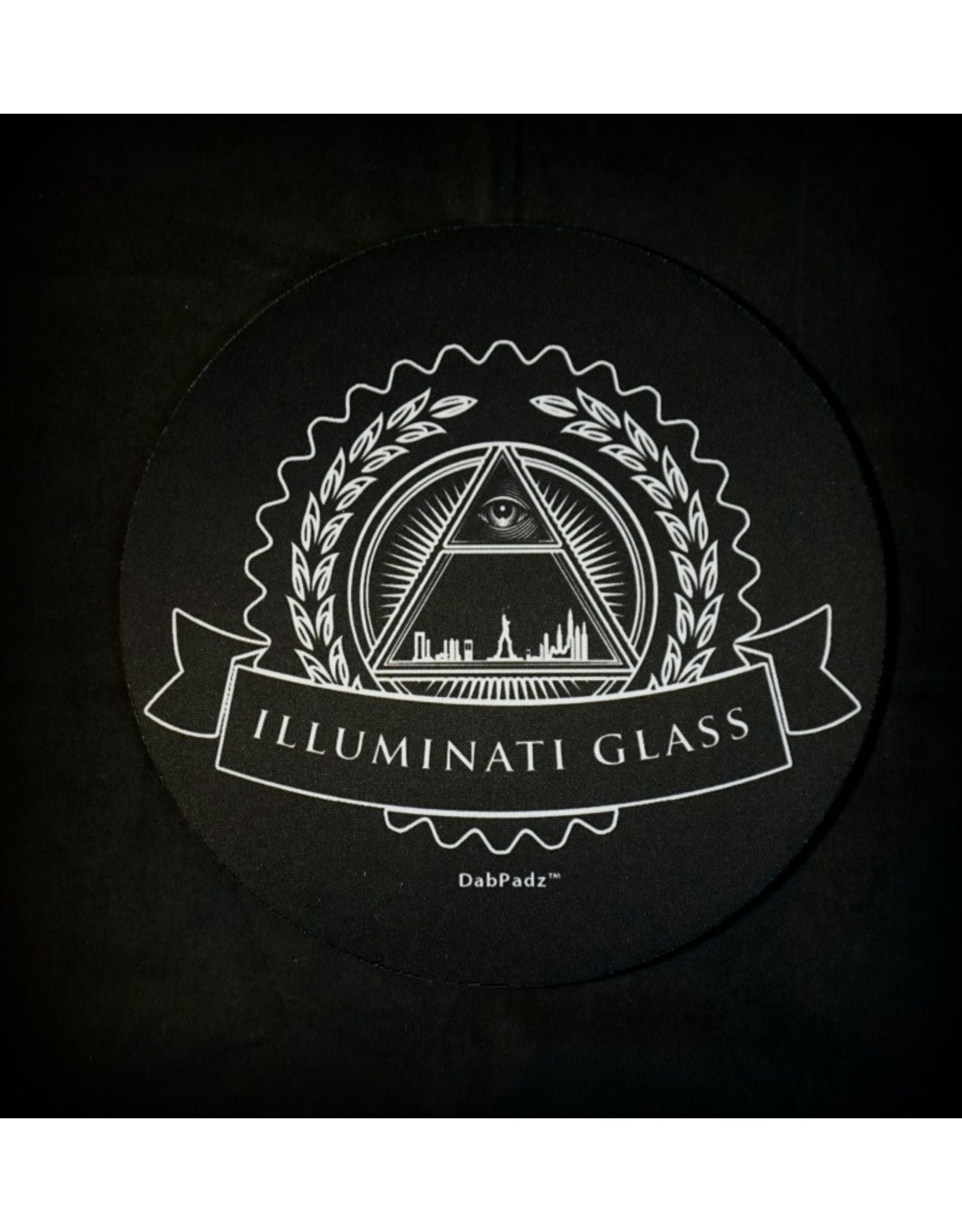 Illuminati Glass Dab Pad