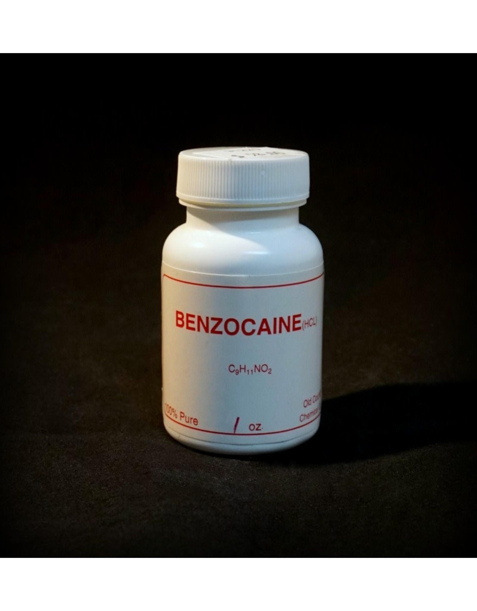 . Benzocaine