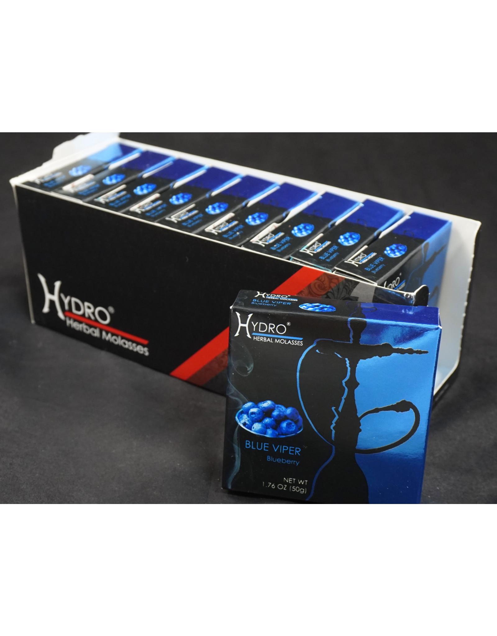 Hydro Herbal - Blue Viper Blueberry
