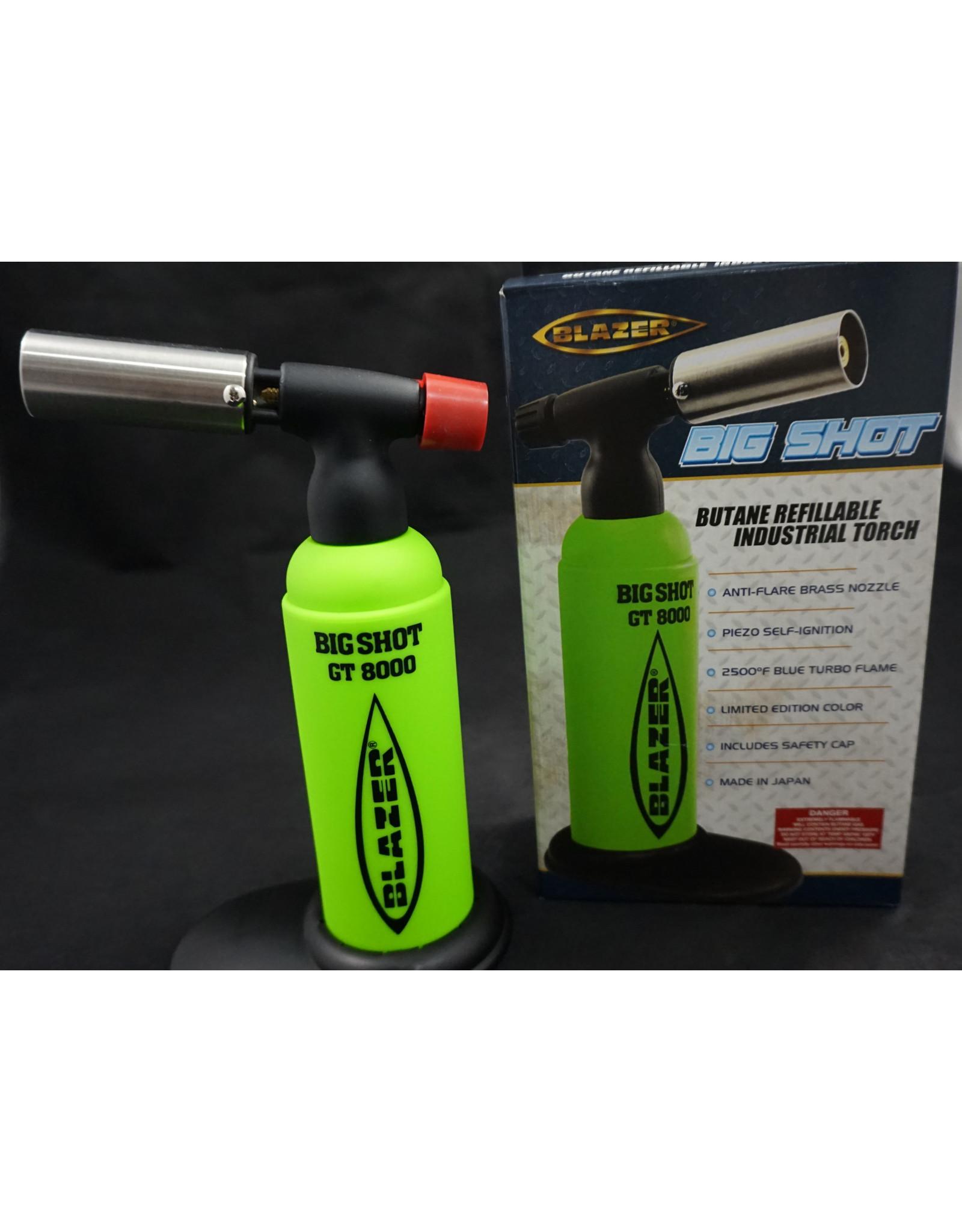 """Blazer Blazer Big Shot Torch - 7.5"""" Neon Green"""