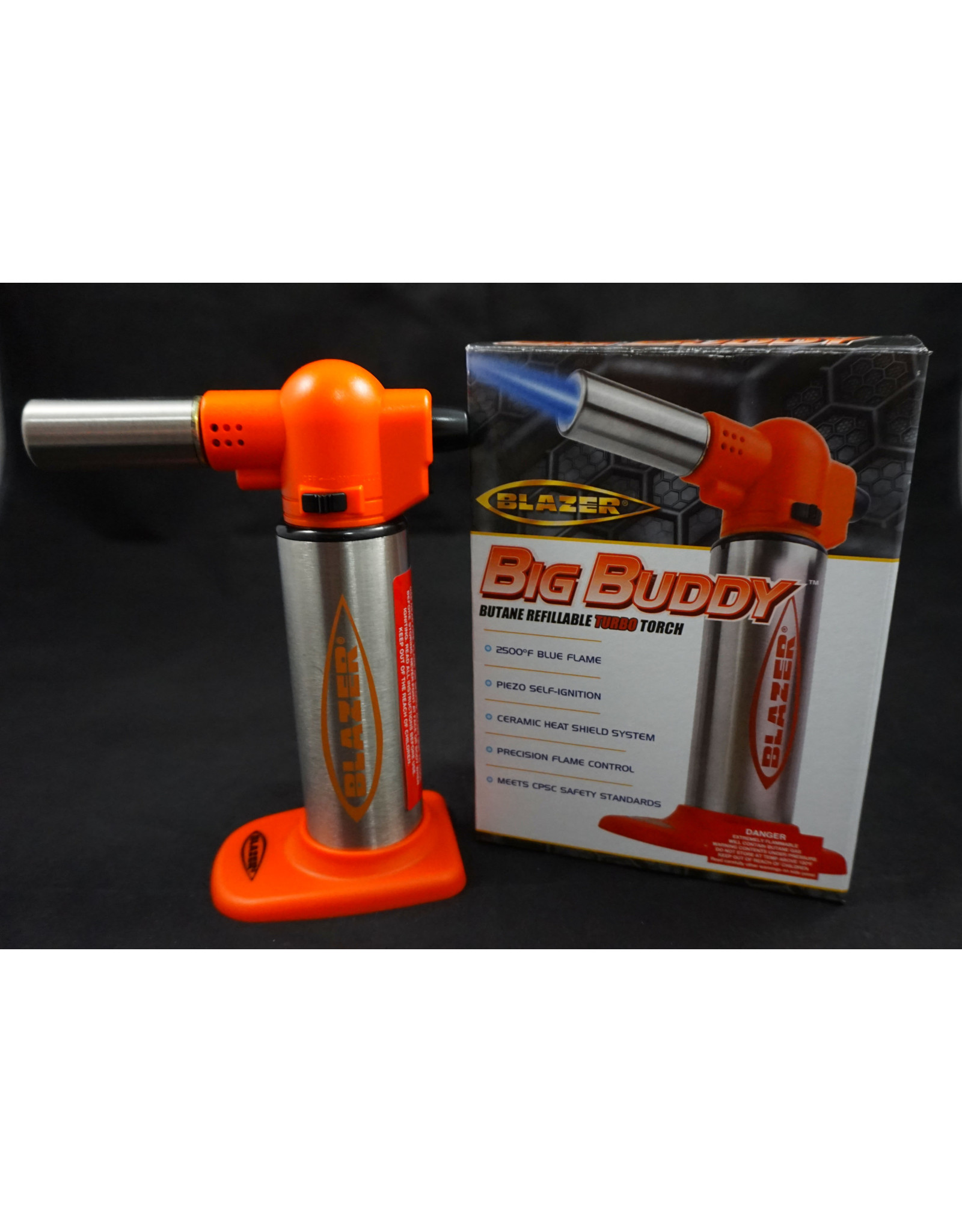 Blazer Blazer Big Buddy Torch – 7″ Orange