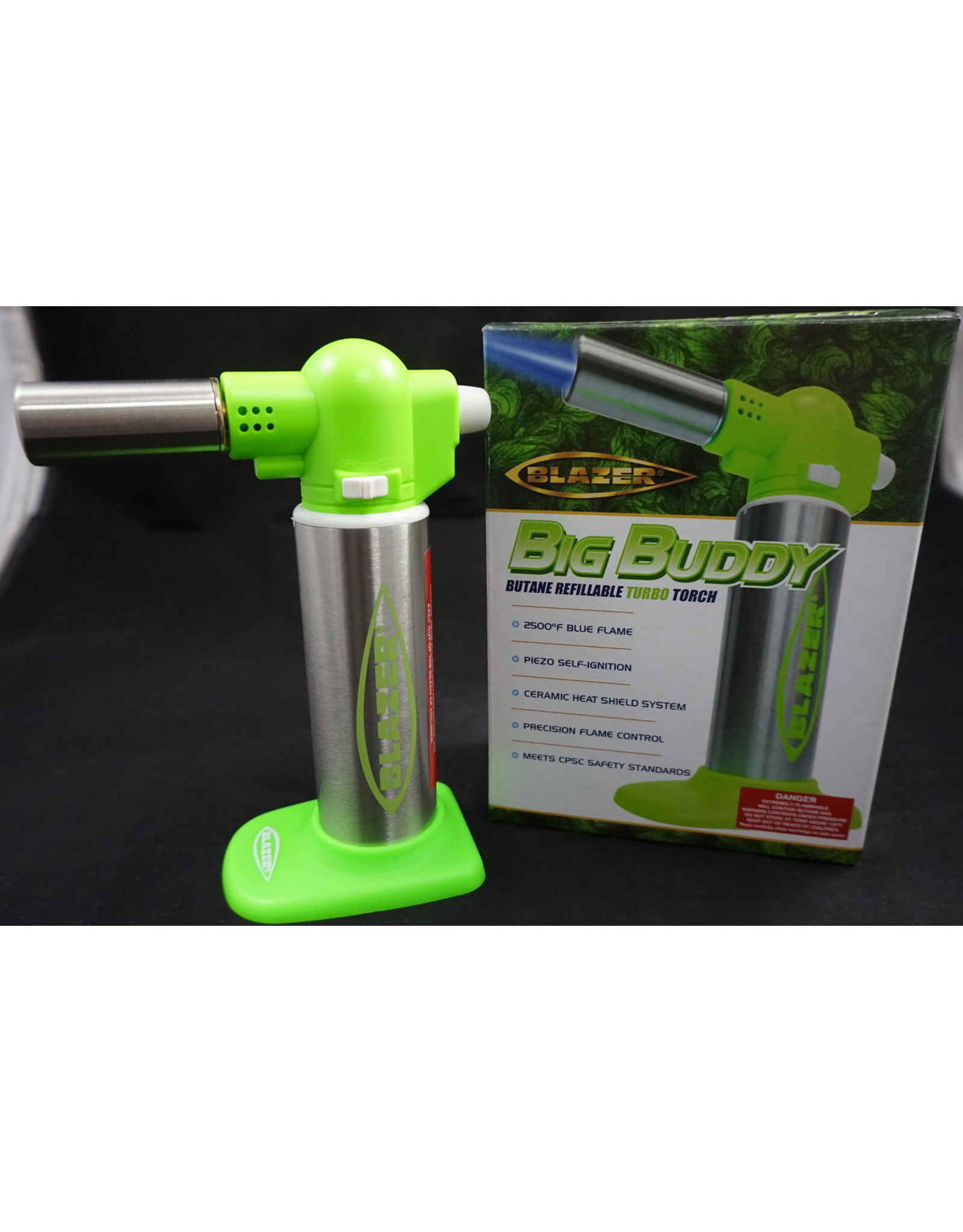 Blazer Blazer Big Buddy Torch – 7″ Green