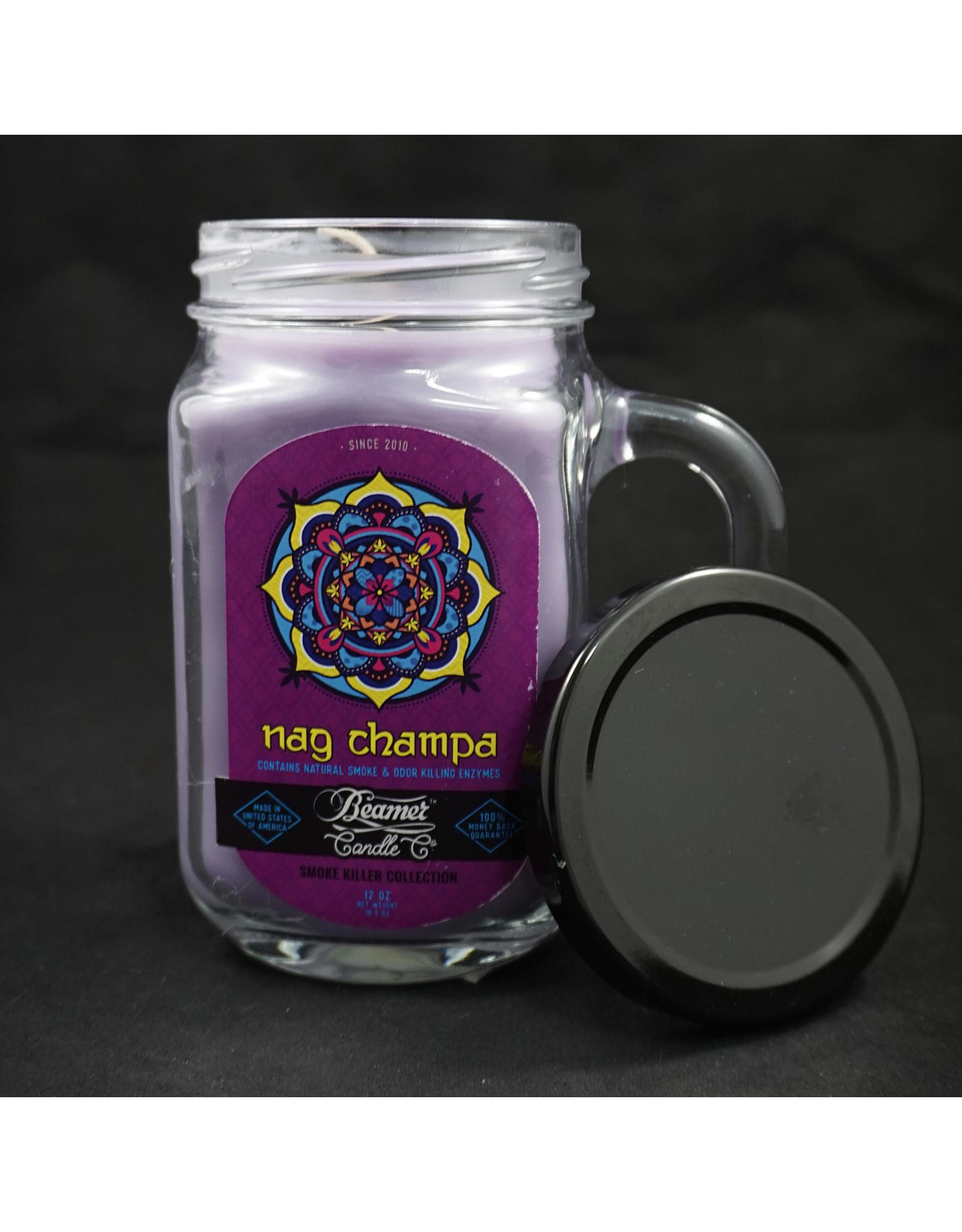 Beamer Candle - Smoker Killer Collection Nag Champa