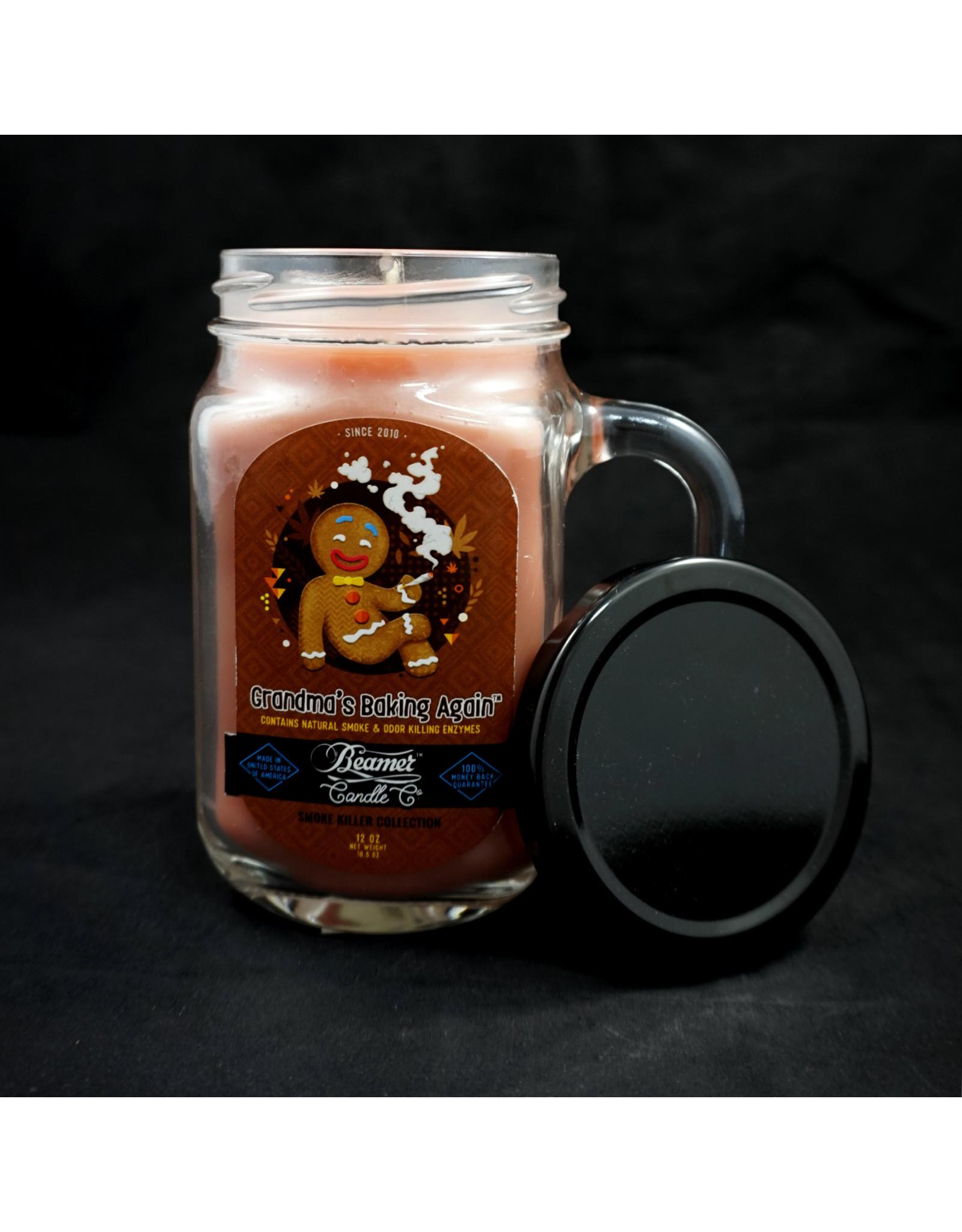 Beamer Candle - Smoker Killer Collection Grandma's Baking Again