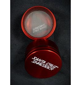 Santa Cruz Shredder 4pc Medium Red