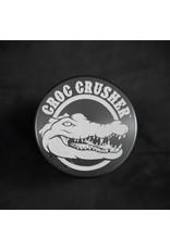 """Croc Crusher Croc Crusher 1.5"""" 4pc - Gray"""