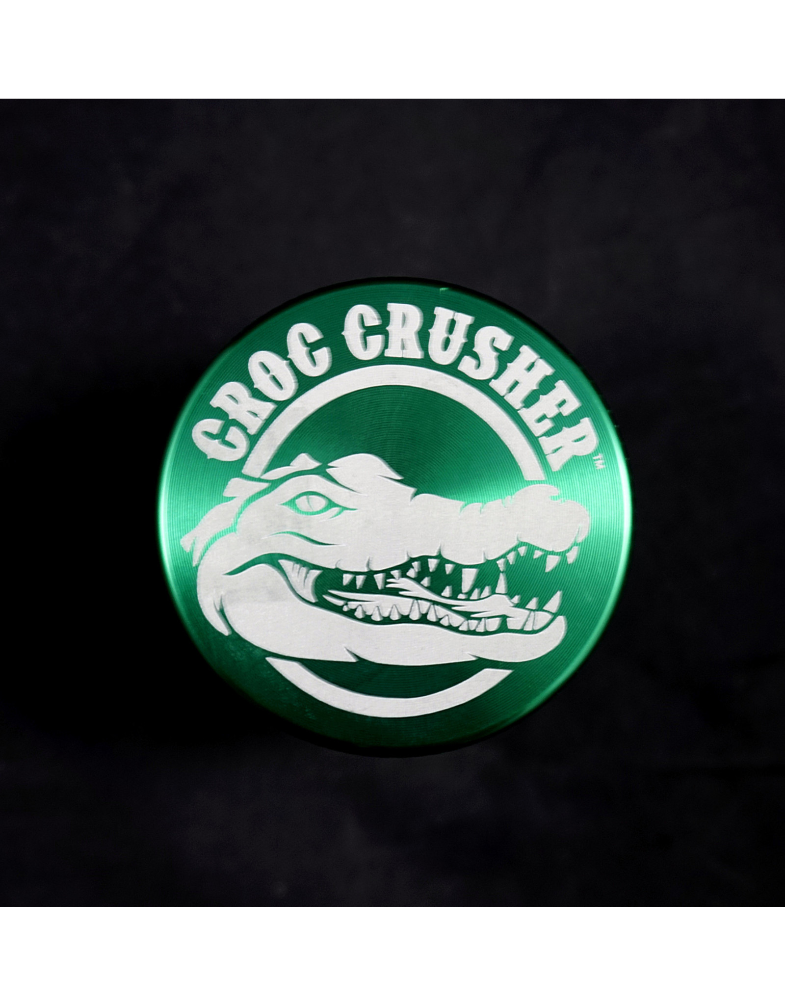 "Croc Crusher Croc Crusher 1.5"" 4pc - Green"