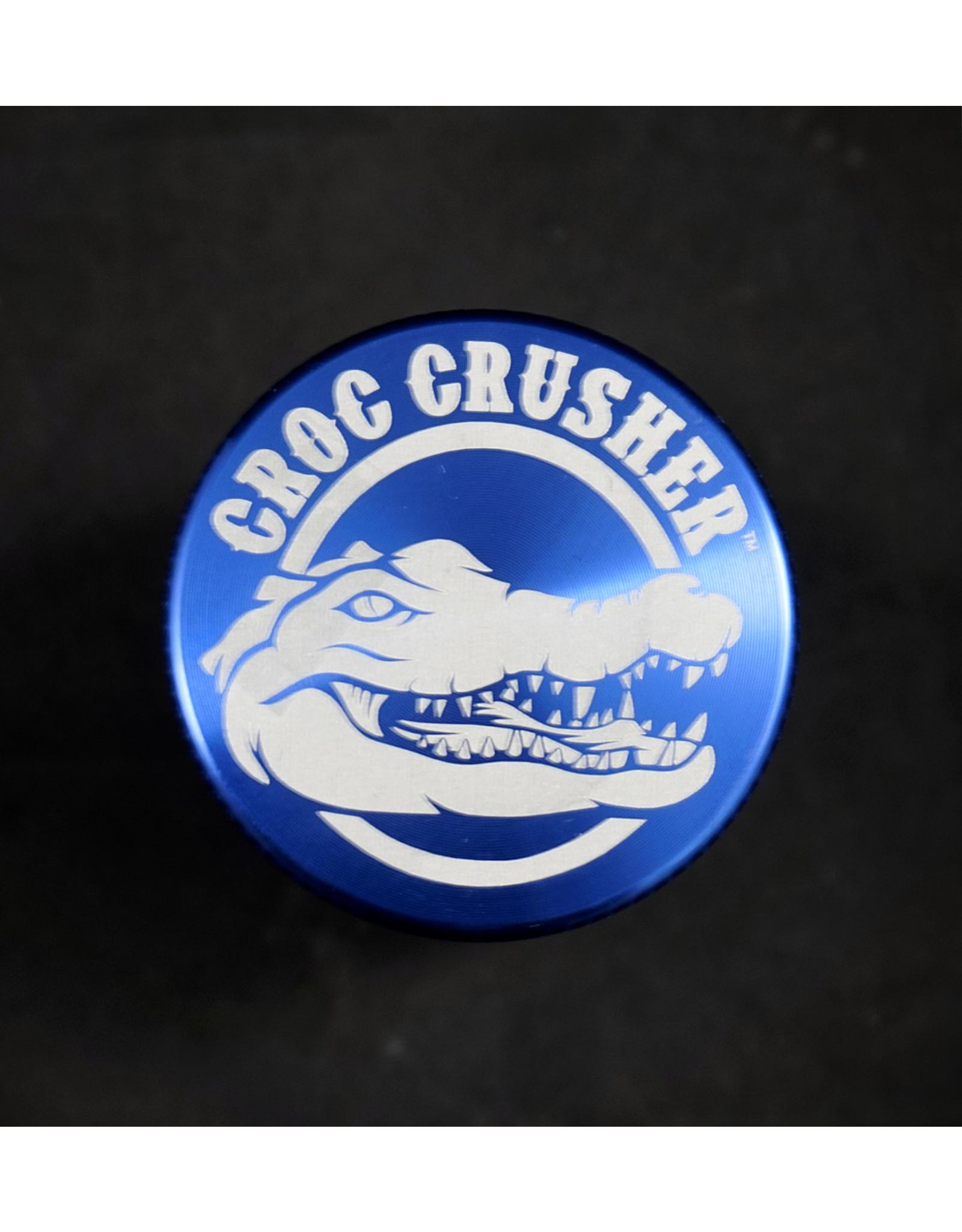 """Croc Crusher Croc Crusher 1.5"""" 4pc - Blue"""