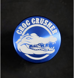 "Croc Crusher Croc Crusher 1.5"" 4pc - Blue"
