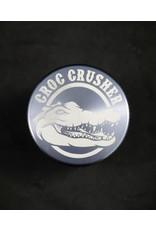 "Croc Crusher Croc Crusher 1.5"" 4pc - Gun Metal"