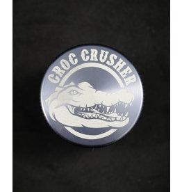 "Croc Crusher 1.5"" 4pc - Gun Metal"