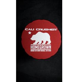 Cali Crusher Cali Crusher Homegrown 4pc Large - Red