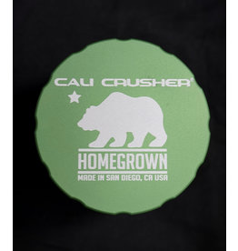 Cali Crusher Homegrown 4pc Large - Green