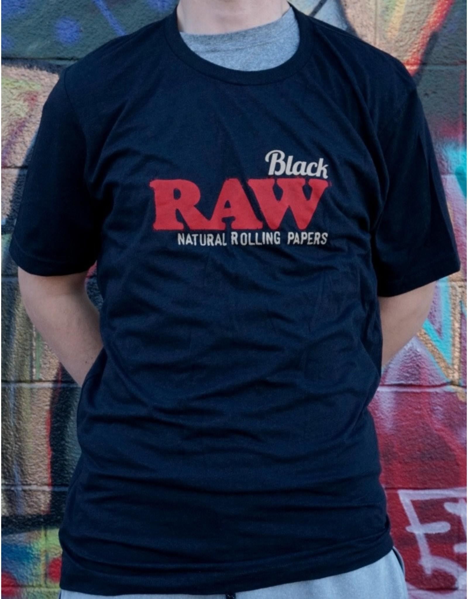 Raw Rawlife Black Taste Your Terps Shirt