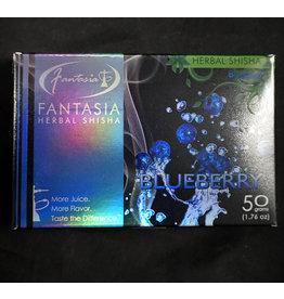 Fantasia Herbal Shisha - Blueberry
