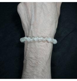 8mm Clear Quartz Bracelet