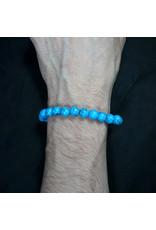 8mm Turquoise Bracelet