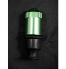 Aluminum Anodized Bullet - Green