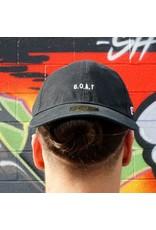 No Bad Ideas Dad Hat – G.O.A.T
