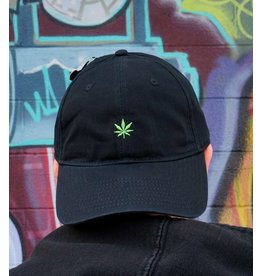 No Bad Ideas Dad Hat – Grass Black