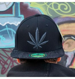 Leaf High Life 420 Black Hat