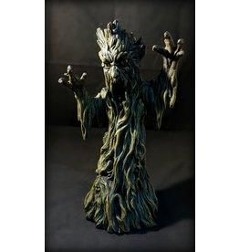 "Scary Tree Incense Burner - 11.5"""