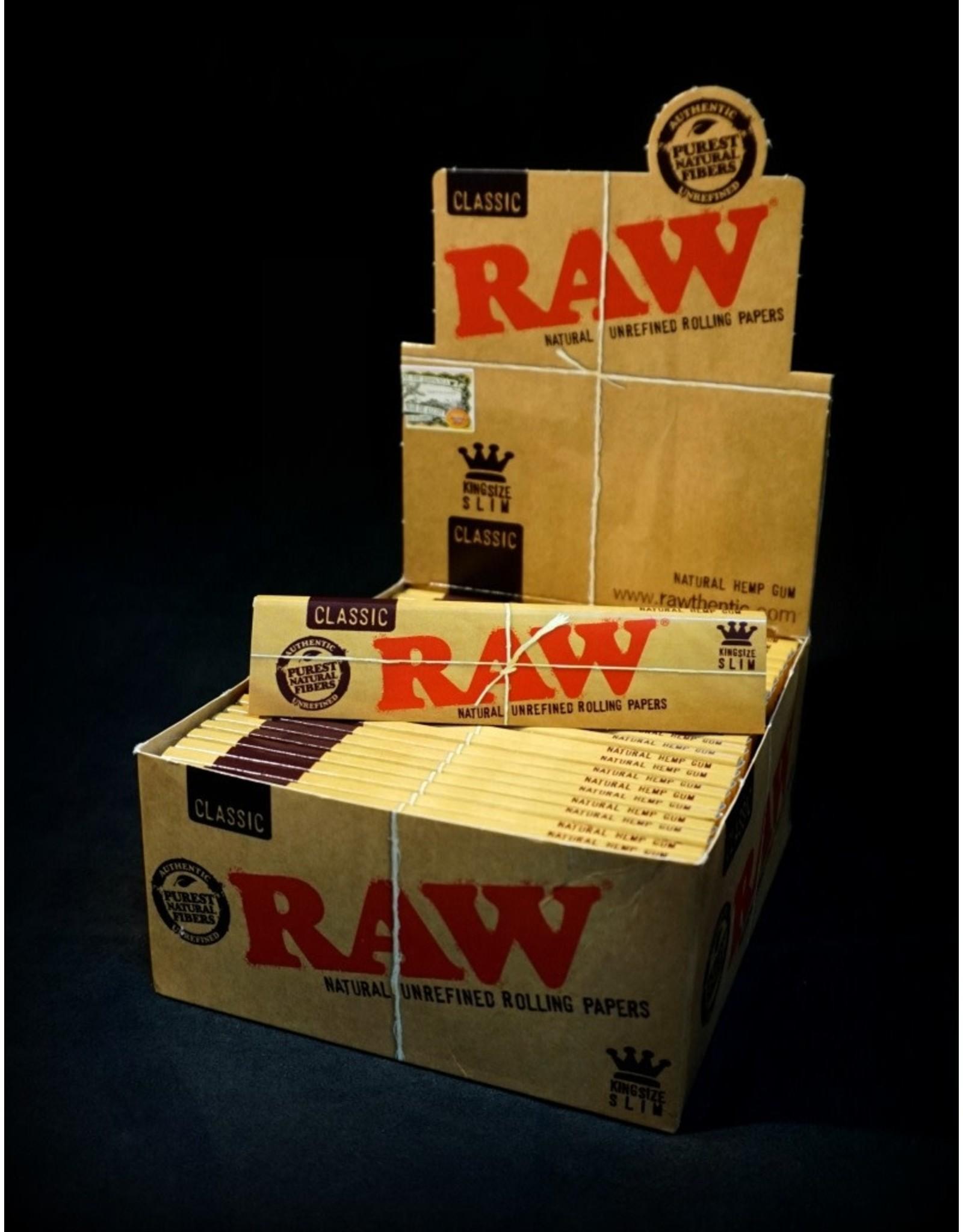 Raw Raw Classic  KS Slim