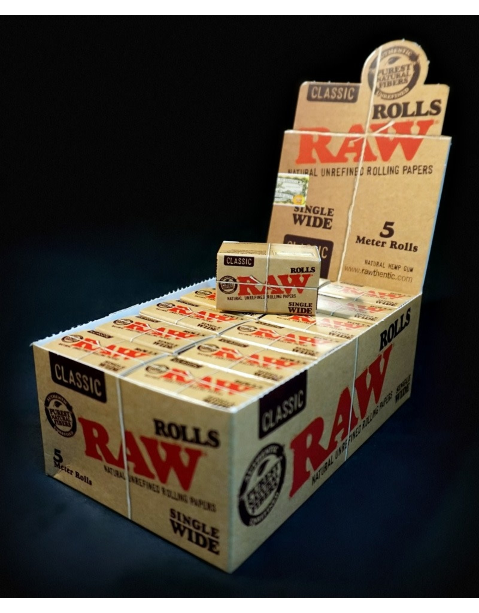 Raw Raw Classic  Single Wide Roll