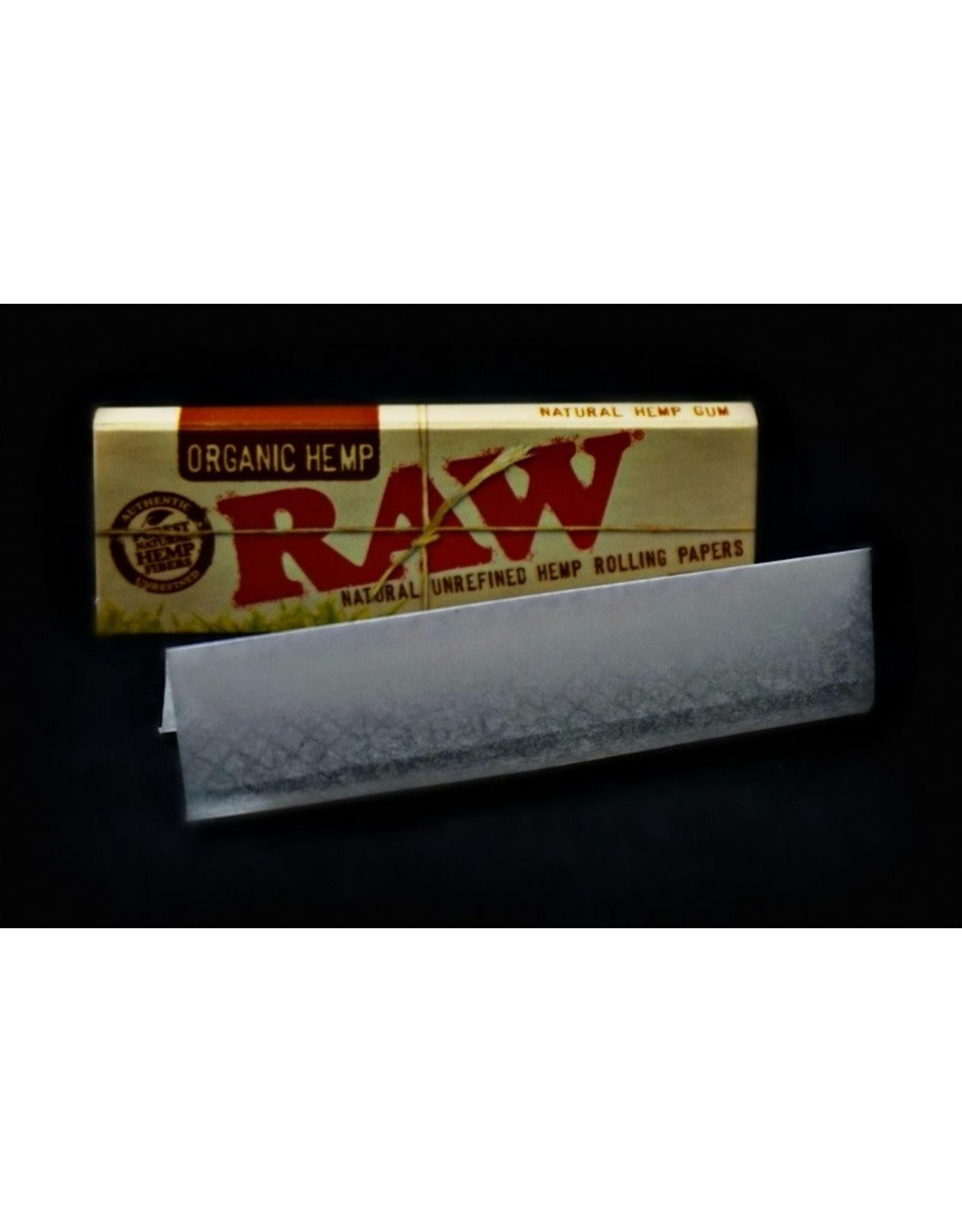 Raw Raw Organic Papers 1.25