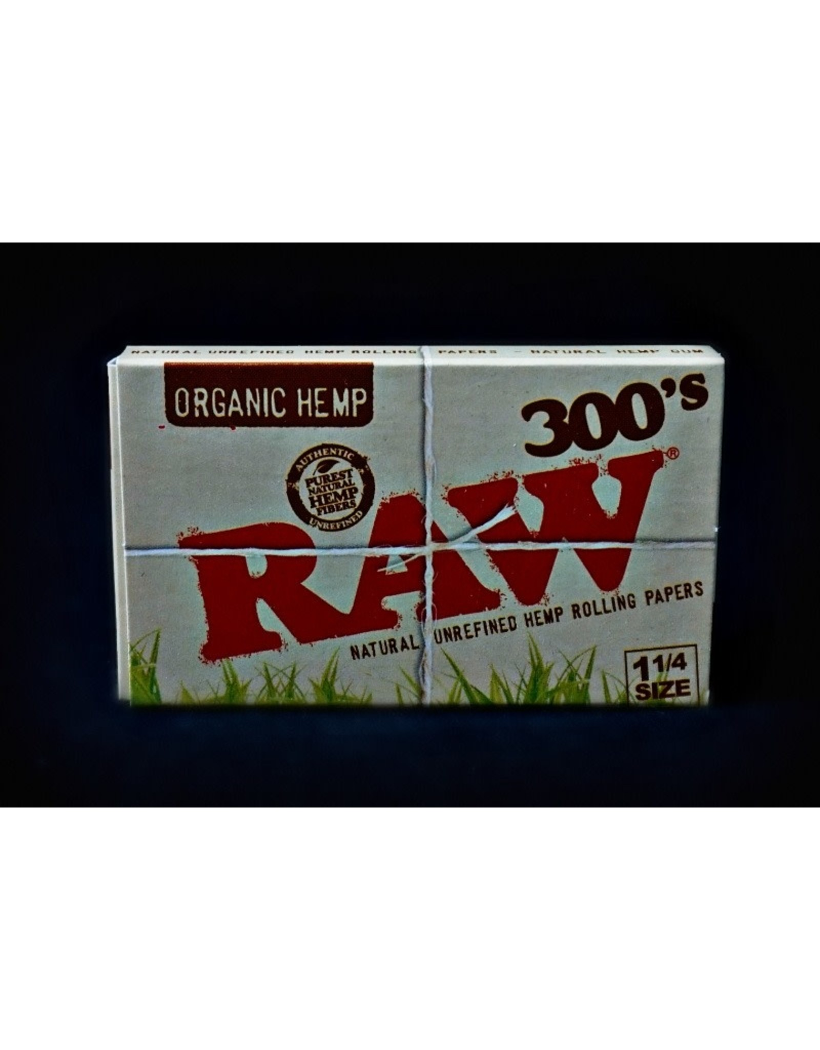 Raw Raw Organic Papers 1.25 300's