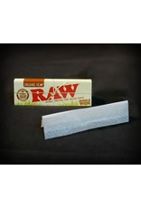 Raw Raw Organic Papers Single Wide