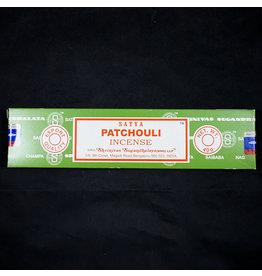 Satya 40g Incense - Patchouli
