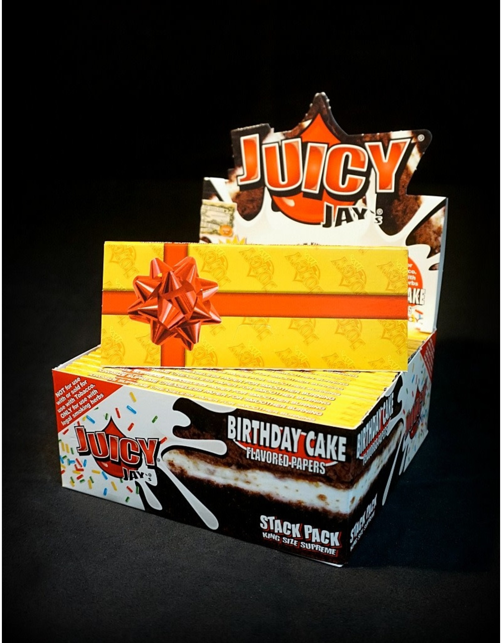 Juicy Jay's Juicy Jay's Birthday Cake KS