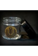 420 Science 420 Science Jars XSmall Rising Flower Screw Top