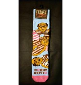 Freaker Socks Donut Devito