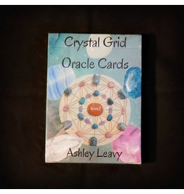 Crystal Grid Oracle Tarot Cards