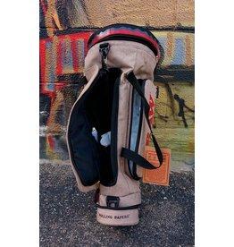 Raw Multi - Compartment Cone Duffle Bag