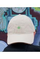 No Bad Ideas Dad Hat – Grass Tan