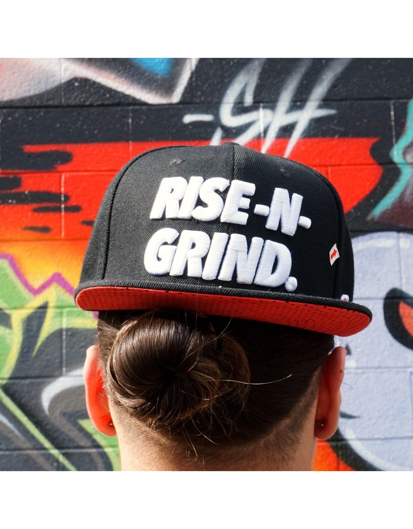 No Bad Ideas Snapback – Rise N Grind