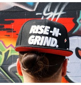 No Bad Ideas Snapback – Rise N Grind