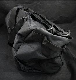 Black Carbon Transport Duffle Bag - Small