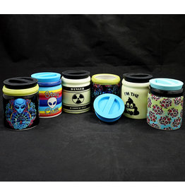 Smokezilla SmellProof Ceramic Storage Jar