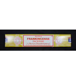 Satya Incense 15g Frankincense