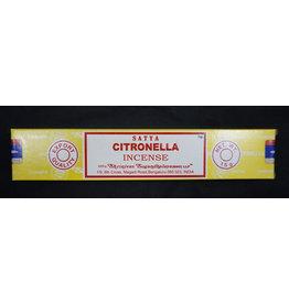 Satya Incense 15g Citronella
