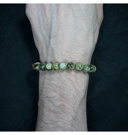 8mm Rhyolite Bracelet