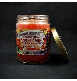 Smoke Odor Smoke Odor Candle - Flower Power