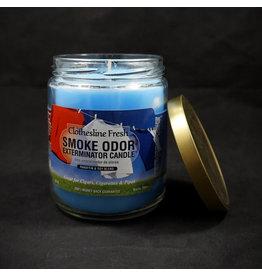 Smoke Odor Smoke Odor Candle - Clothesline Fresh