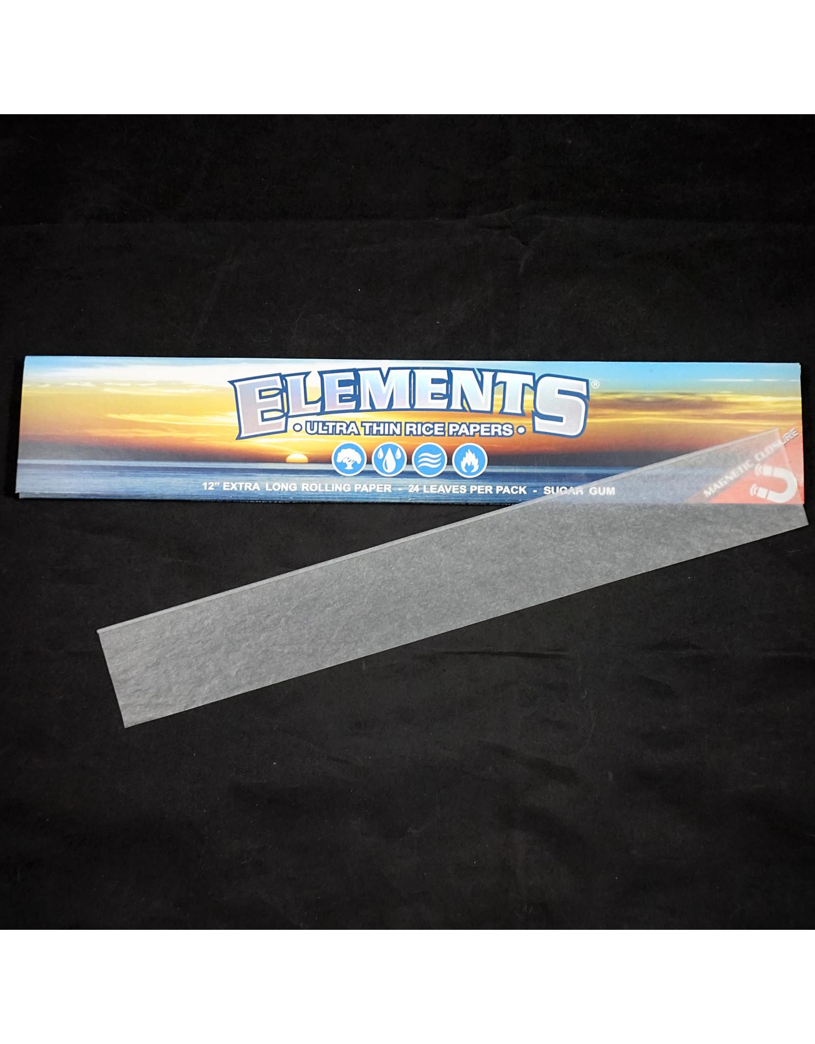 "Elements Elements Papers 12 """