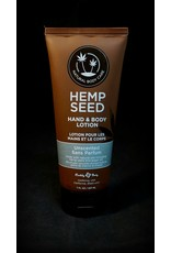 Earthly Hemp Seed Body Lotion 7oz Unscented